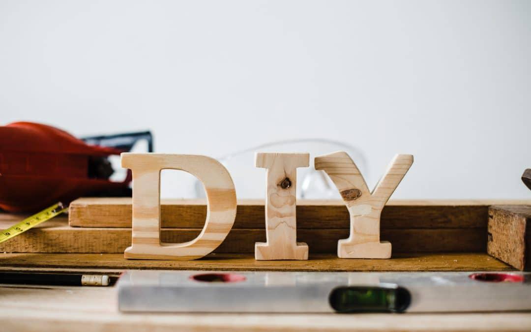 Техники за оригинална DIY освежаване на мебели при домашен ремонт